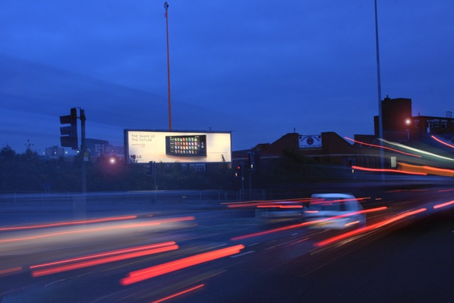 Billboard Advertising Locations Around The UK